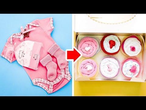 19 FABULOUS DIY BABY SHOWER GIFTS
