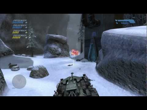 Halo Anniversary Legendary Walkthrough: Mission 5 - Assault on the Control Room