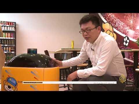 هذا الصباح-شركة صينية تطور روبوت لتوصيل طلبات المطاعم للمنازل  - نشر قبل 1 ساعة