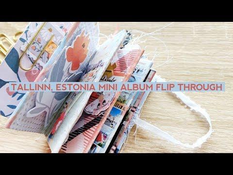 Tallinn, Estonia Mini Album Flip Through