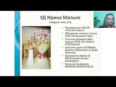 Форум Интеграция.УД.Ирина Малько.