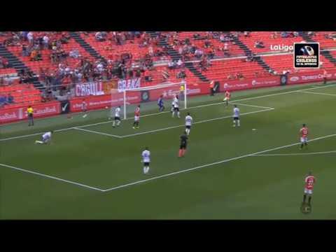 Gimnàstic Tarragona 3-1 Albacete, Gol de Juan Delgado (GT)