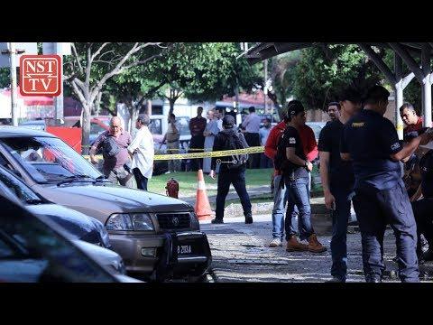 Palestinian lecturer shot dead outside Setapak condominium