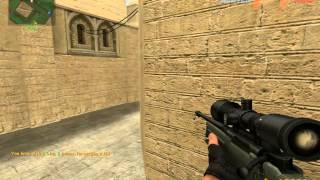 Counter Strike Source Gameplay de_dust2 dm