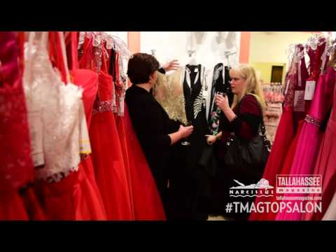 Tallahassee Magazine- Top Salon 2016 Shopping Party @ Narcissus