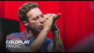 Coldplay - Magic (Live in Nova's Red Room, Manchester)