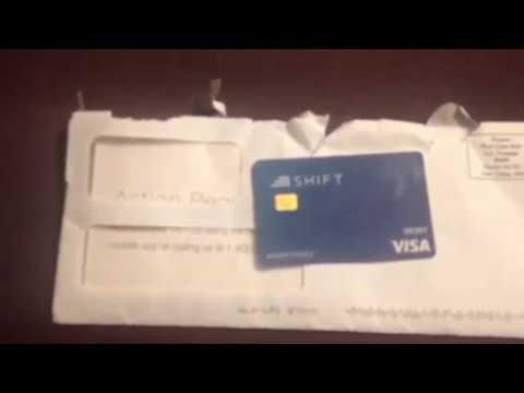 Swift Card BTC debit card!!!