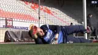 France - Brésil Féminines : Spécifique gardiennes de but...