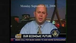 9/22/2008-Prt 2 Ron Paul Advisor Peter Schiff On Glenn Beck