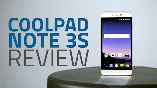 Coolpad Note 3S Review | Camera, Specs, Price in India, and More
