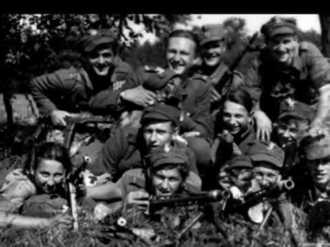 Wiernie iść - piosenka 5 Wileńskiej Brygady AK - Major ,,Łupaszka,,