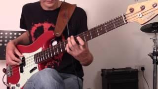 Love Machine - Girls Aloud - Bass cover