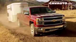 Chevrolet Silverado 2014 - Prova su strada - Test Drive