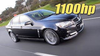 1100hp daily driven Holden VF ~ C&A Auto Fashion