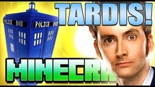 Minecraft TARDIS Doctor