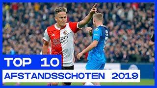 TOP 10 | Afstandsschoten Eredivisie