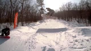 Сноуборд и лыжи - Твой вид спорта в кино! Голосуй!