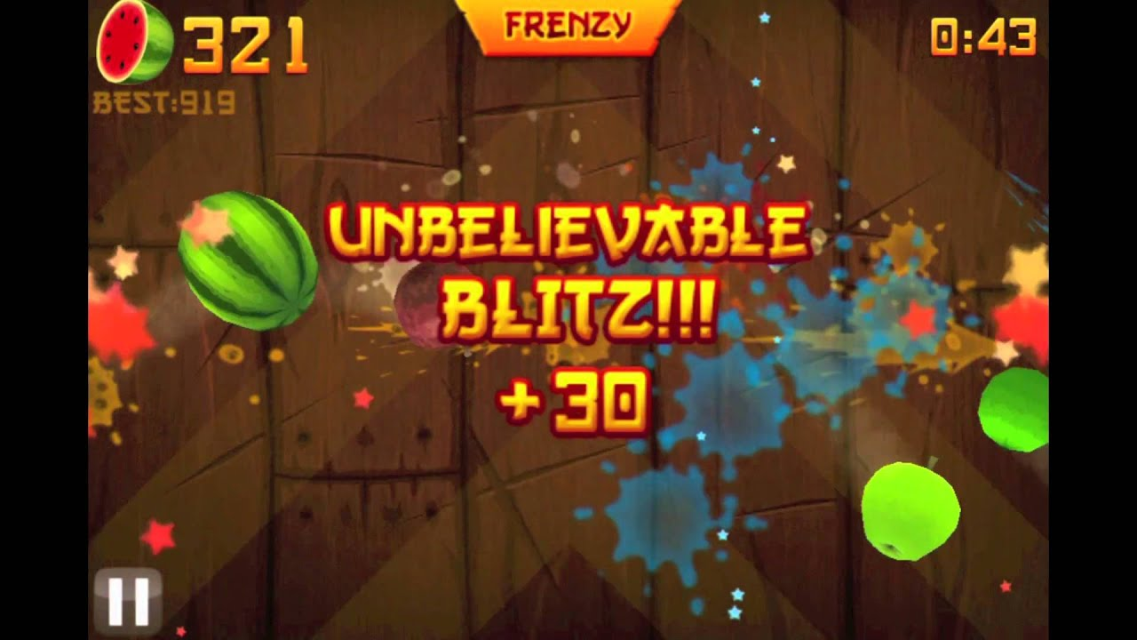 Fruit ninja free game - High Score Fruit Ninja Arcade Mode No Slow Motion No Hacks Hd 1080p Youtube