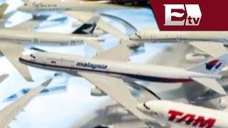 Angustia entre familiares del vuelo que desapareció en Malasia / Gwendolyne