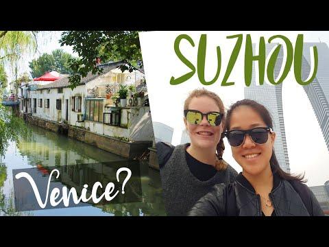 Suzhou TRAVEL VLOG