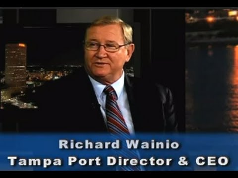 Spotlight on Government:  Tampa Port Authority Richard Wainio