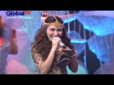 Ayu Ting Ting - Geboy Mujaer  [Lucky 13 GlobalTV]