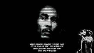 Bob Marley Dance Do Reggae