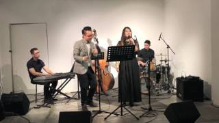 The Lady Is A Tramp [cover] by Angela & Simon