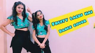 Fruity Lagdi Hai | Dance Video | Ramji Gulati Ft. Jannat Zubair & Mr Faisu | Shalu Tyagi Dance.