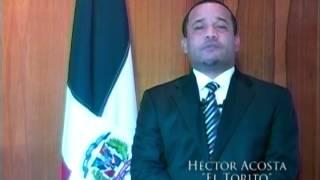 Si se Puede! Mensaje de Hector Acosta (El Torito)