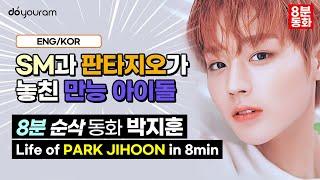 박지훈(ParkJihoon), SM과 판타지오에서 마루기획으로 간 배경은?(ENG)