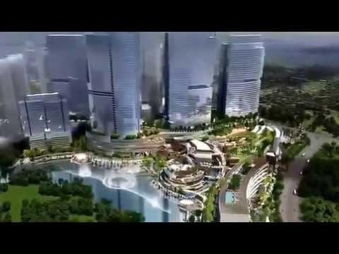 A Premier Freehold Integrated Waterfront Development at Danga Bay, Iskandar