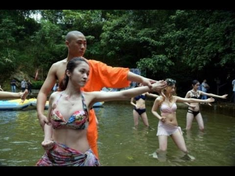 China viral news: monk in love