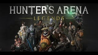 Hunter's Arena: Legends   Early Access Preview   A Unique Battle Royale Rpg Moba! Top 5 Finish!