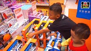 Beli Mainan Di Mall, Toko Mainan Toys Kingdom. Dapat Apa Ya?