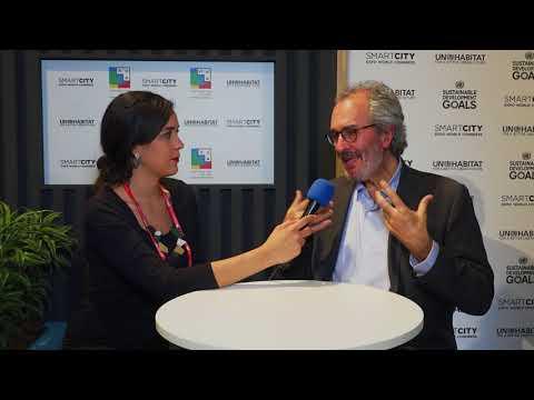 Smart City 2017 - UN-Habitat interview with Jorge Abrahao