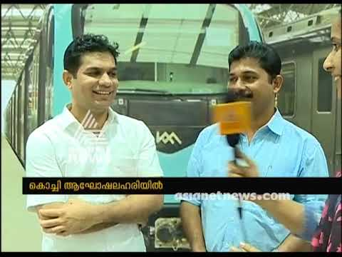Hibi Eden MLA about Kochi metro and future projects