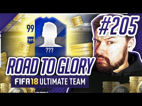 PREPARING FOR TOTS!! - #FIFA18 Road to Glory! #205 Ultimate Team