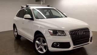 2016 Audi Q5 | Premium | Sherwood Park Volkswagen