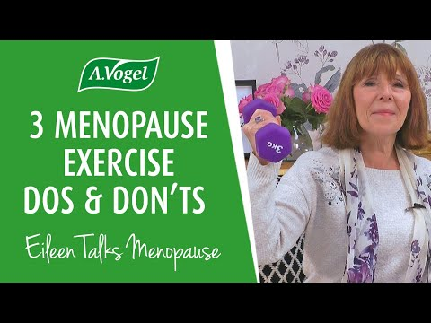 3 exercise dos & don'ts during menopause