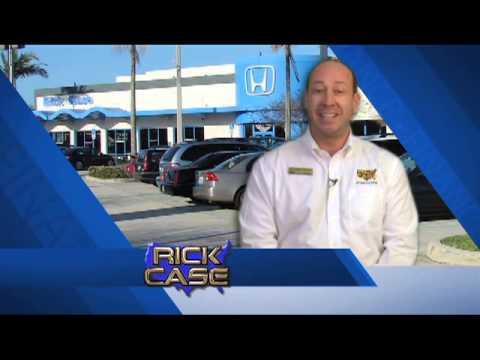 Rick Case Honda >> Rick Case Honda Finance Department Review - YouTube