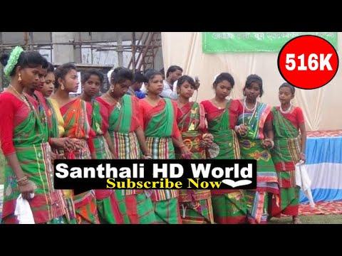 New Santhali Dance Video 2017*Santhali HD World