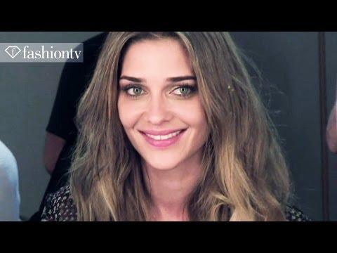 Ana Beatriz Barros - Exclusive Interview Backstage at Blueman, FFW Rio Spring 2012 | FashionTV - FTV