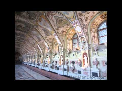 Munich Residenz Palace - Better than Versailles?