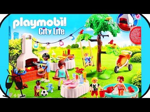 Playmobil 9270 Fröhliches Kinderzimmer - YouTube