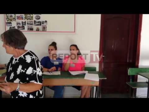 Report TV - Vlorë votohet normalisht në një qëndër votimi