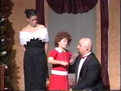 Ariana Grande as Annie part 1