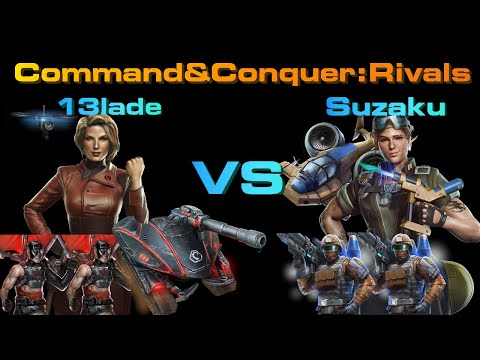 C&C Rivals. THE BEST GAME OF RIVALS EVER?!