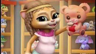 Моя Беременная Говорящая Кошка Эмма 3