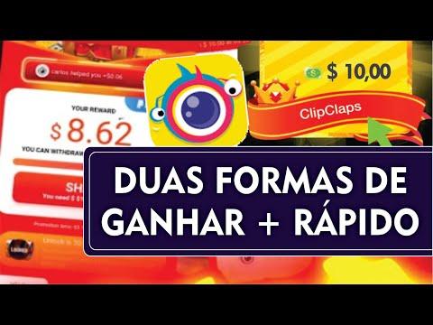 CLIPCLAPS - 2 FORMAS DE GANHAR + RÁPIDO | 2020✔️